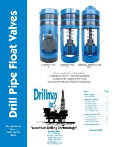 Drillmax FloatValve (1) – Adghal Oilfield Supplies LLC